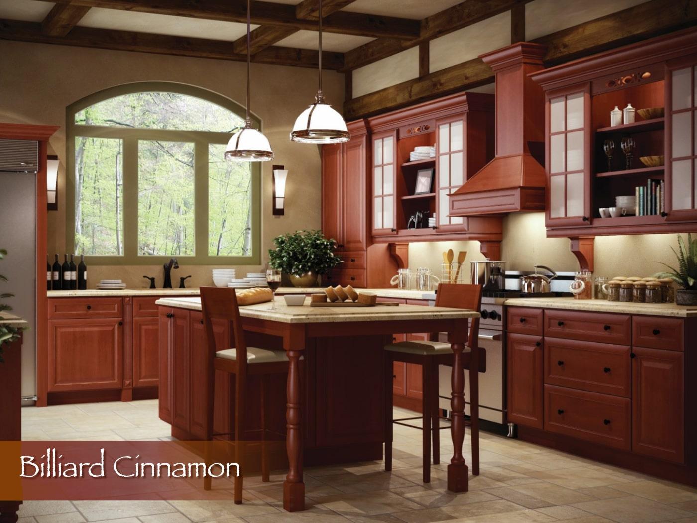 Billiard Cinnamon