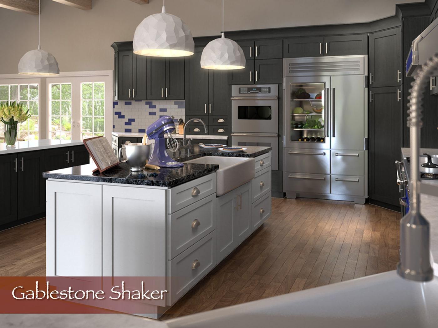Gablestone Shaker
