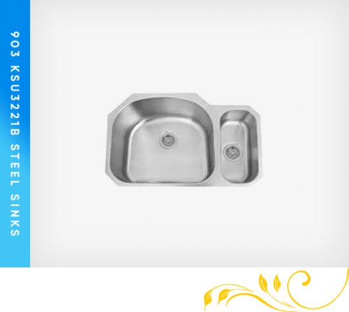 903-KSU3221B-Stainless-Steel-Sinks