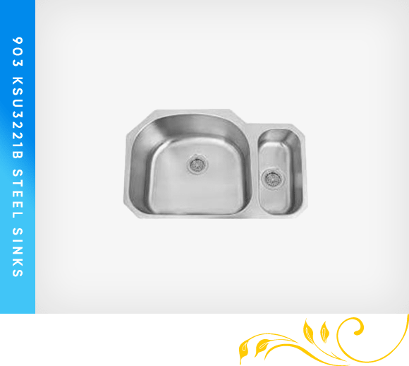 903-KSU3221B-Stainless-Steel-Sinks
