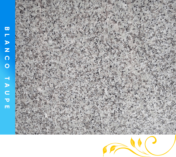 Blanco Taupe Granite Counter Top Cabinet Outlet