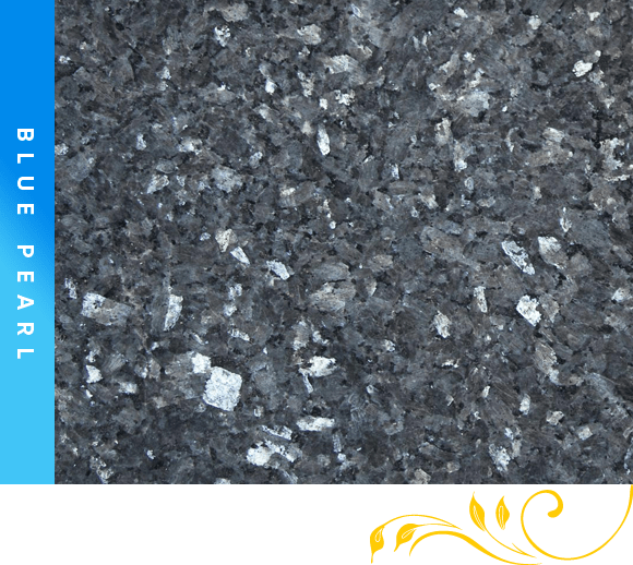 Blue Pearl Granite Counter Top Cabinet Outlet