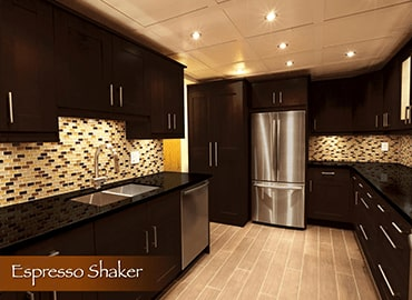 Expresso-Shaker