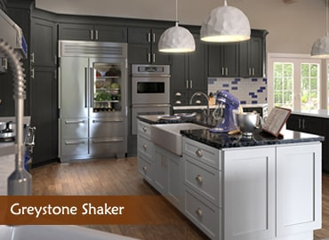 Greystone-Shaker