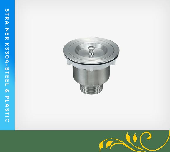 Strainer-KSS04---Steel-&-Plastic-Sink-Accessories